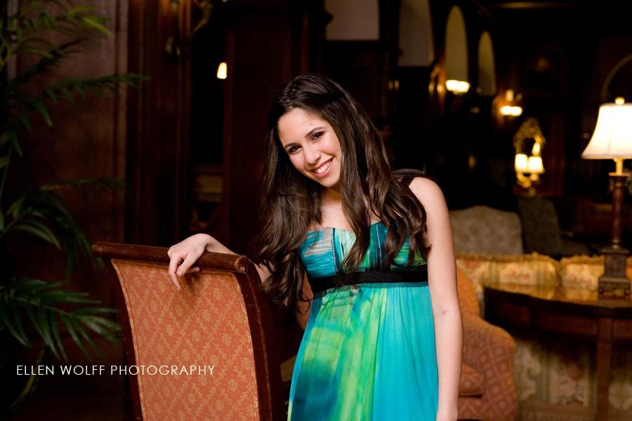 Kendall Bat Mitzvah girl