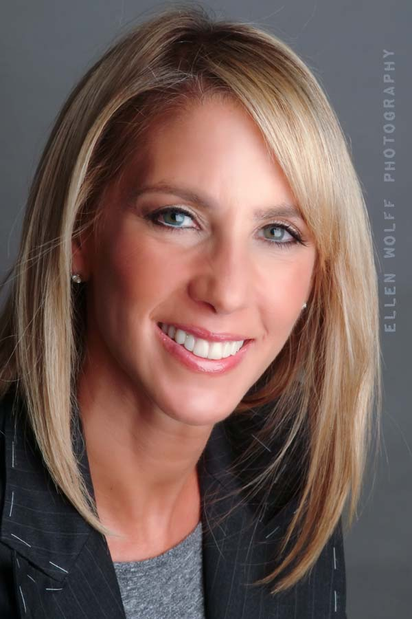 professional headshot for business - healthcare industry