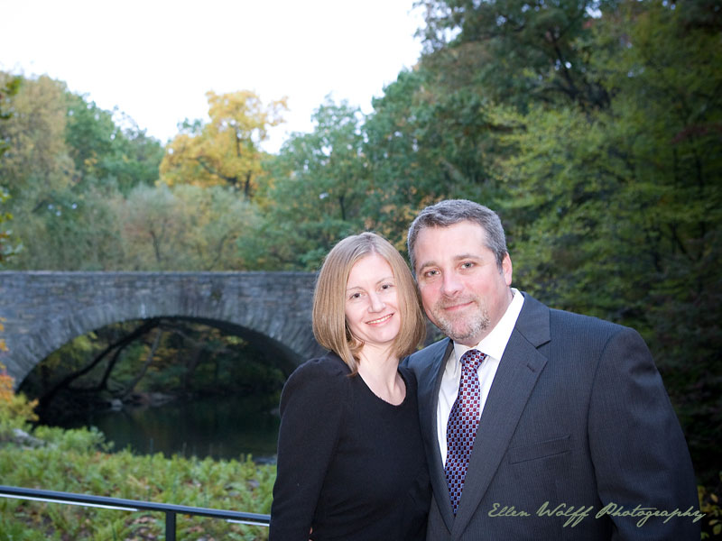 Stone Mill along the Bronx River Fall outdoor portraits