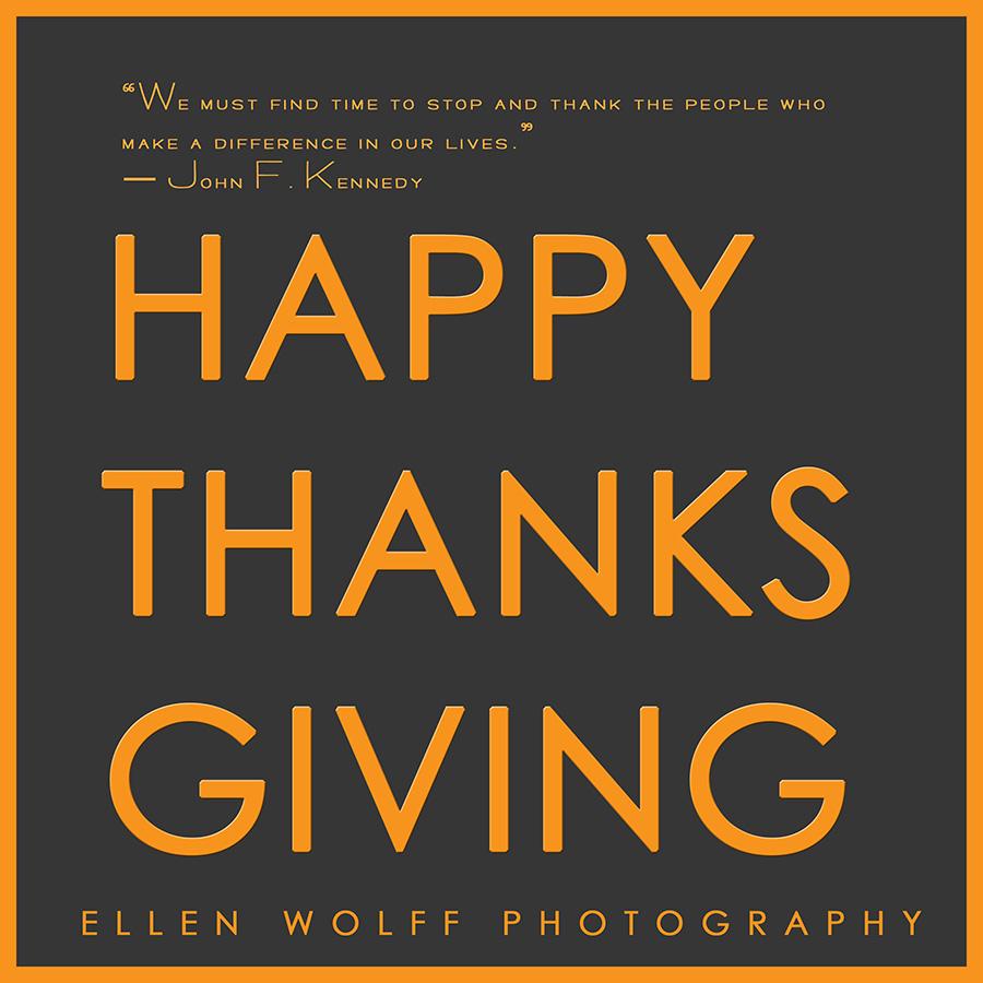 Happy Thanksgiving greeting 2013