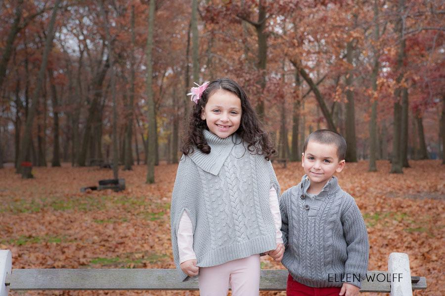 Emma and Joey