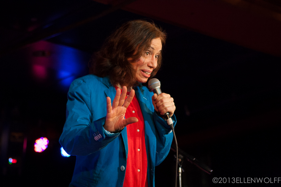 Victoria Levy stand-up comic