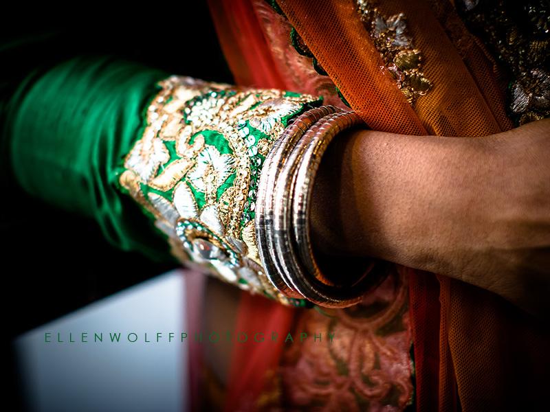 detail of Sari