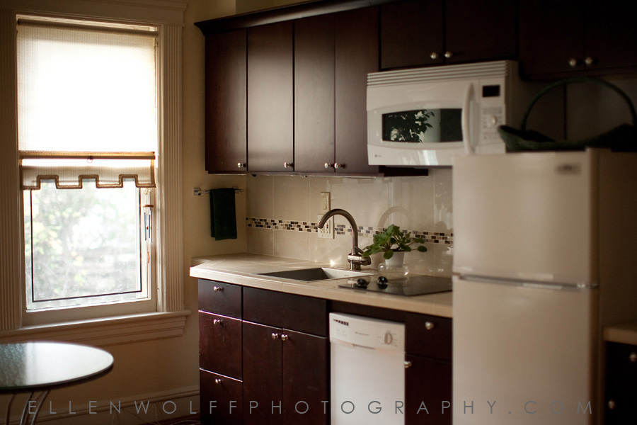 kitchen of brooklyn vacation rental