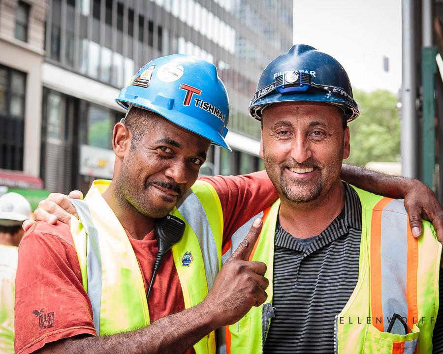 30 Park Place 99 Church Street construction team