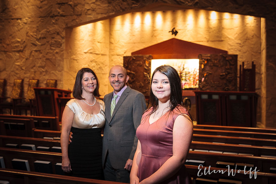 Community Synagogue Sands Point Bat Mitzvah photographer